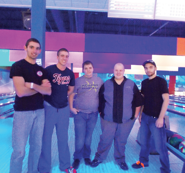 Team Trybus, one of the teams competing in the tournament, took first place with a score of 1901.